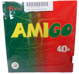 Rubber Sheet for Combo Blade     Palio Amigo 40+ Rubber Only with 1 Combo Blade Ping Pong Depot Table Tennis Equipment