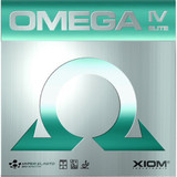 Rubber Sheet for Combo Blade     Xiom Omega IV Elite Rubber Only with 1 Combo Blade Ping Pong Depot Table Tennis Equipment
