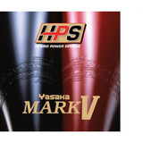 Rubber Sheet for Combo Blade     Yasaka Mark V HPS Rubber Only with 1 Combo Blade Ping Pong Depot Table Tennis Equipment