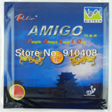 Rubber Sheet for Combo Blade     Palio Amigo Biotech Rubber Only with 1 Combo Blade Ping Pong Depot Table Tennis Equipment