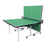 Butterfly Easifold Outdoor Rollaway Green Table, includes shipping and Net (Canada Only) Ping Pong Depot Table Tennis Equipment