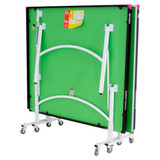 Butterfly Easifold Rollaway Green Table, includes shipping and Net Canada Only Ping Pong Depot Table Tennis Equipment