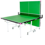 Butterfly Easifold 19 Rollaway Green Table, includes shipping and Net (USA Only) Ping Pong Depot Table Tennis Equipment
