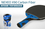 Cornilleau NEXEO X90 Carbon Fiber Racket Ping Pong Depot Table Tennis Equipment