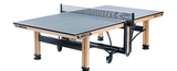 Cornilleau ITTF Competition 850 Wood Grey Table USA Only Ping Pong Depot Table Tennis Equipment