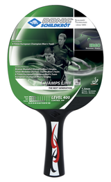 Donic Schildkröt Champion Line 400 2017v Racket Ping Pong Depot Table Tennis Equipment