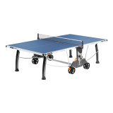 Cornilleau Performance 400M Crossover Indoor/Outdoor Blue Table USA Only Ping Pong Depot Table Tennis Equipment