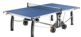 Cornilleau Performance 500M Crossover Indoor/Outdoor Blue Table USA Only Ping Pong Depot Table Tennis Equipment