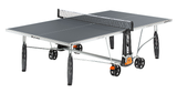 Cornilleau Sport 250S Crossover Indoor/Outdoor Grey Table Ping Pong Depot Table Tennis Equipment