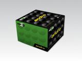Andro PolyS 1* White (72) balls Ping Pong Depot Table Tennis Equipment