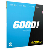 Andro Good! Rubber Ping Pong Depot Table Tennis Equipment