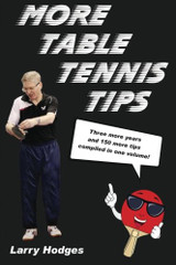 More Table Tennis Tips Book Ping Pong Depot Table Tennis Equipment