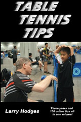 Table Tennis Tips Book Ping Pong Depot Table Tennis Equipment