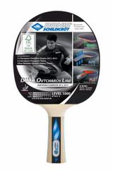 Donic Schildkröt Ovtcharov 1000 FSC Racket Ping Pong Depot Table Tennis Equipment