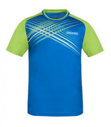 DONIC Attack Blue/Green T-Shirts Ping Pong Depot Table Tennis Equipment
