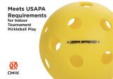 Onix Fuse Indoor balls (100)