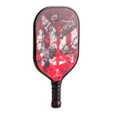 Onix Composite Vertex Red Paddle PingPongDepot Table Tennis Pickleball Equipment