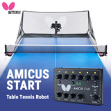 Butterfly Amicus Start Robot shipping included (USA only) Ping Pong Depot Table Tennis Equipment 5