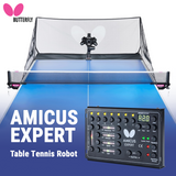 Butterfly Amicus Expert Robot shipping included (USA only) Ping Pong Depot Table Tennis Equipment 8