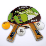 GEWO Rave Speed Set Ping Pong Depot Table Tennis Equipment