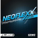 GEWO Neoflexx eFT 45 Rubber  Ping Pong Depot Table Tennis Equipment