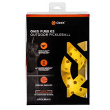 Onix Balls Fuse G2 Outdoor 6-Pack Yellow - Weekly Special Save 17%