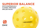 Onix Balls Fuse G2 Outdoor 6-Pack Yellow