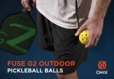 Onix Balls Fuse G2 Outdoor (100) Yellow - Halloween Deals ***