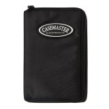 CASEMASTER SELECT BLACK NYLON DART CASE Ping Pong Depot Table Tennis Equipment