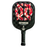 Onix Outbreak Paddle Red