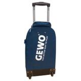 Gewo Trolley Game M Blue Bag Ping Pong Depot Table Tennis Equipment