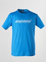 DONIC Logo Blue T-shirts Ping Pong Depot Table Tennis Equipment