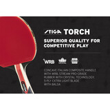 Stiga Torch Racket Ping Pong Depot Table Tennis Equipment