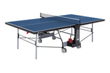 Sponeta S 3-73 i 19mm Indoor Blue Table - FREE Ship & Net (Canada only) Ping Pong Depot Table Tennis Equipment