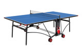 Sponeta S 3-87 e 5mm Outdoor Blue Table - FREE Ship & Net (Canada only) Ping Pong Depot Table Tennis Equipment