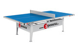 Sponeta S 6-67 e 10mm Outdoor Blue Table - FREE Ship & Net (Canada only) Ping Pong Depot Table Tennis Equipment