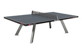 Sponeta S 6-80 e 10mm Outdoor Grey Table - FREE Ship & Net (Canada only) Ping Pong Depot Table Tennis Equipment