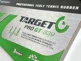 Cornilleau TARGET PRO GT-S39 rubber Ping Pong Depot Table Tennis Equipment