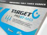 Cornilleau TARGET PRO GT-M43 rubber Ping Pong Depot Table Tennis Equipment