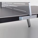 Sponeta Metal II Chrome Net Ping Pong Table Tennis Equipment