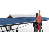 Sponeta Basic Black Net Ping Pong Depot Table Tennis Equipment