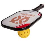 Onix Evoke Premier Standard Weight (7.8-8.2 Oz) Paddle Red 2