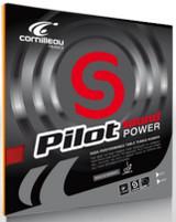 Cornilleau Pilot Sound Power rubber Ping Pong Depot Table Tennis Equipment