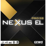Rubber Sheet for Combo Blade - GEWO Nexxus EL Pro 38 Rubber (Only with 1 Combo Blade)