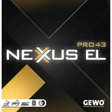 Rubber Sheet for Combo Blade - GEWO Nexxus EL Pro 43 Rubber (Only with 1 Combo Blade)