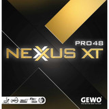 Rubber Sheet for Combo Blade - GEWO Nexxus XT Pro 48 Rubber (Only with 1 Combo Blade)