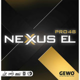 Rubber Sheet for Combo Blade - GEWO Nexxus EL Pro 48 Rubber (Only with 1 Combo Blade)