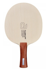 Combo - Andro TP Ligna CI OFF FL blade for combo (Add 2 Combo Rubber Sheets) Ping Pong Depot Table Tennis Equipement