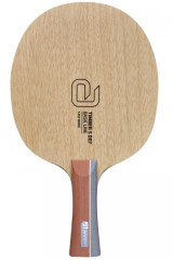 Combo - Andro Timber 5 DEF FL blade for combo (Add 2 Combo Rubber Sheets) Ping Pong Depot Table Tennis Equipement