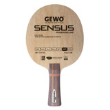 Combo - Gewo Holz Sensus Powerfeeling for combo (Add 2 Combo Rubber Sheets) Ping Pong Depot Table Tennis Equipement